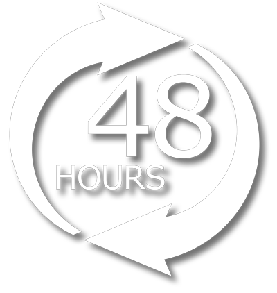 48 hour reports icon